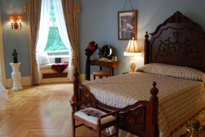 'After' room in Boldt Castle restoration