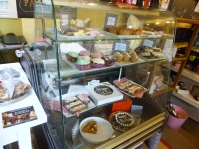 Inside Spoil the Dog Bakery