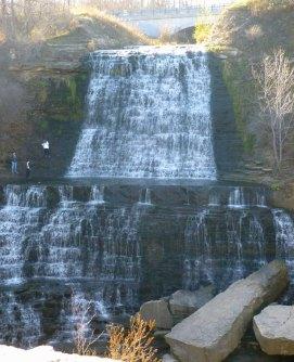 Albion Falls, Hamilton, Ontario
