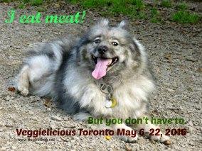 dogtrotting veggielicious