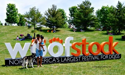 woofstock sign