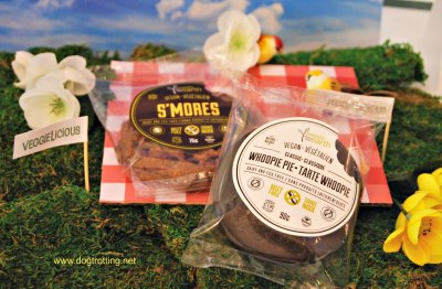 Sweets from the Earth veggielicious