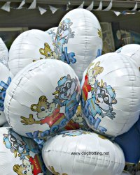 balloons knoebels