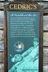 biltmore estates cedric plaque