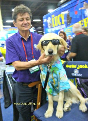 SuperZoo 2016 Pet Expo Las Vegas dogtrotting.net