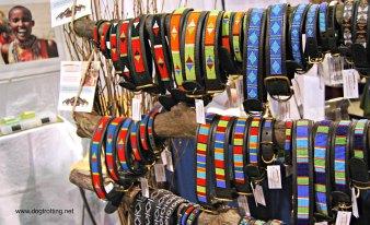 Canadian Pet Expo - dog collars www.dogtrotting.net