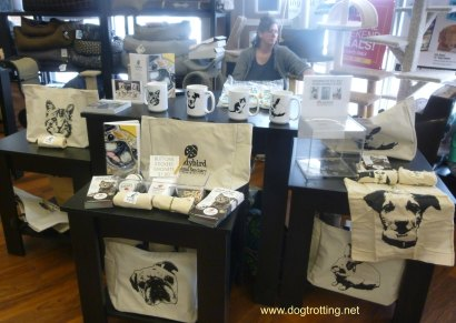Merchandise from Ladybird Animal Sanctuary
