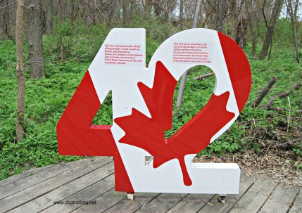 42 Parallel at Point Pelee National Park