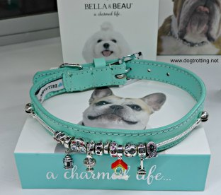 Bella & Beau Dog Charm Collar SuperZoo Product dogtrotting.net