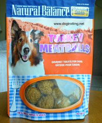 Natural Balance Turkey Balls