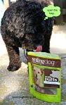Dog treat review www.dogtrotting.net (pork puffs)