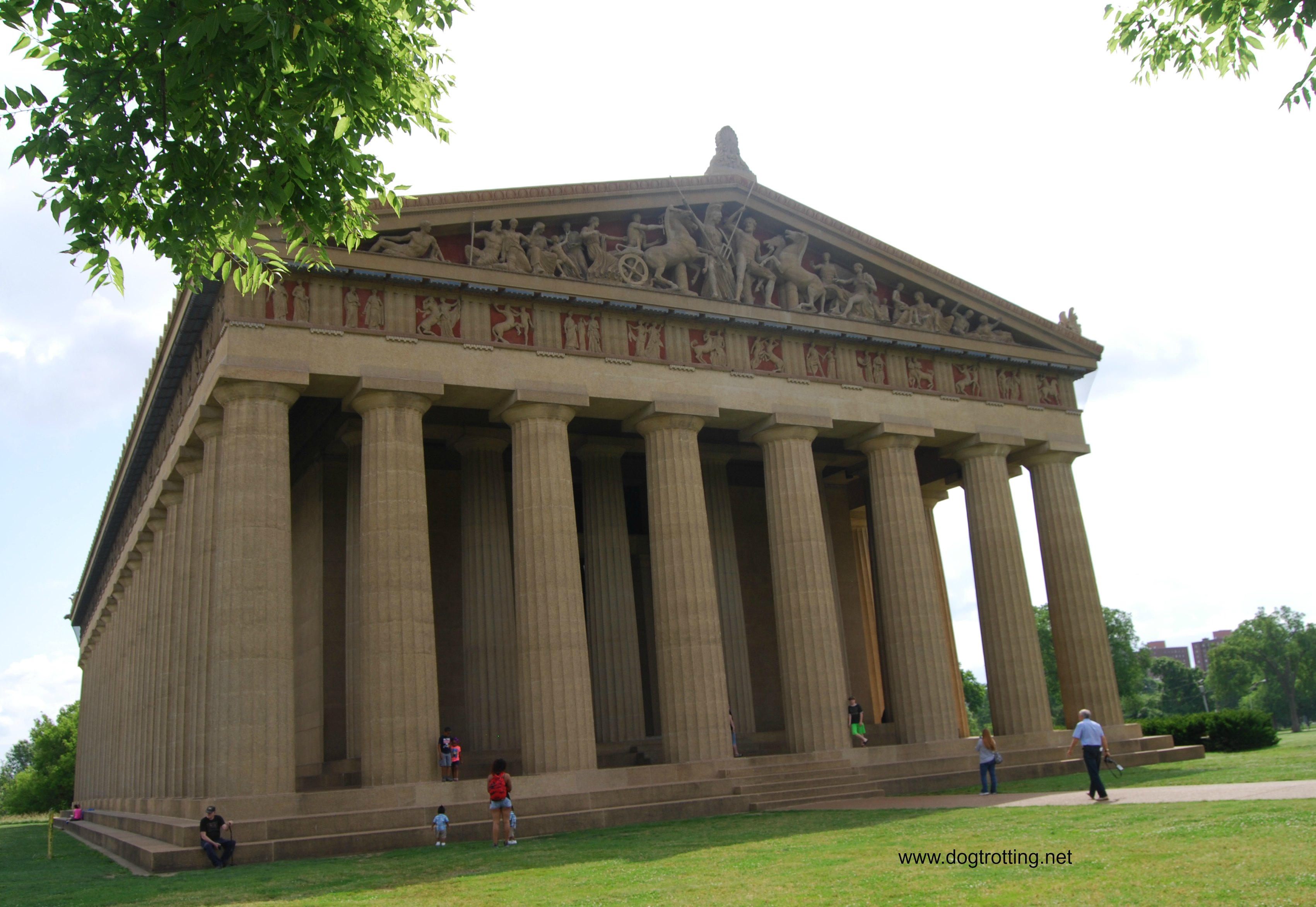 Nashville, Tennessee Parthenon