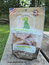 Natural Value Chicken Sausage Recipe dog treats