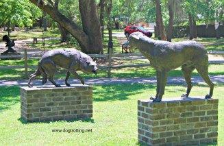 dog sculpture 3