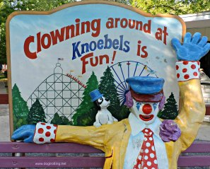 Knoebels Dog-friendly amusement park