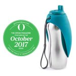 Messy Mutts Travel Water Bottle for Dogs