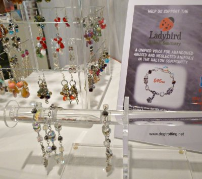 pet products ladybird bracelets from glamjulz