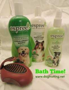 espree bath products review