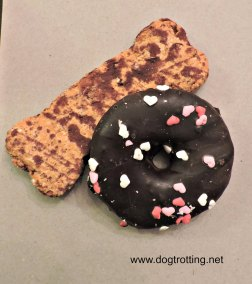 dog treats from Spoil the Dog Bakery