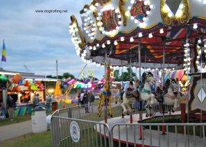 Derby Week Riverswalk Park Midway Fair Louisville, Kentucky