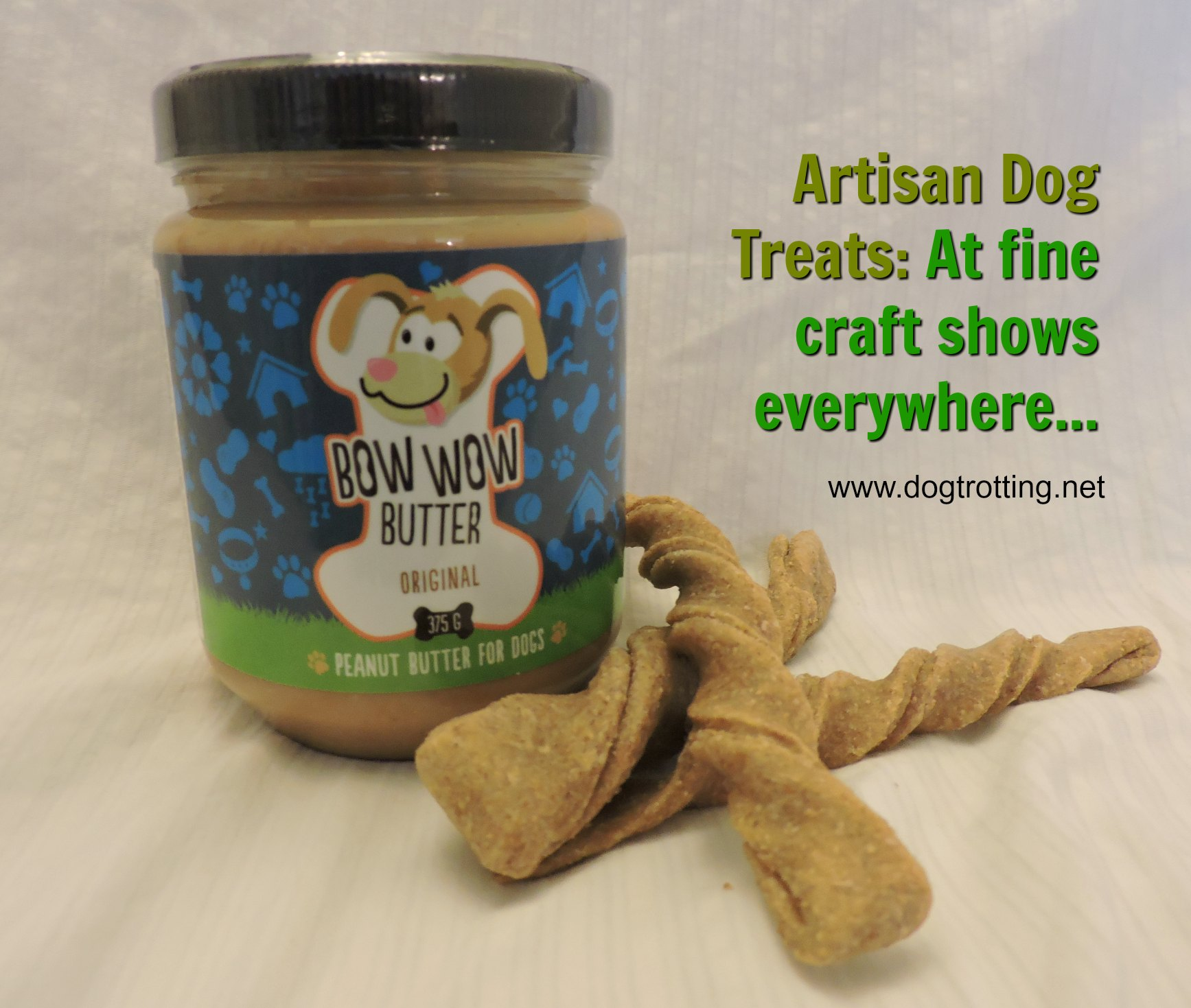 Dog Peanut Butter. Curious?