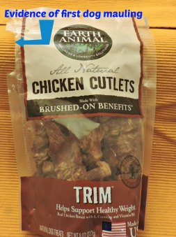 Earth Animal Chicken Cutlets