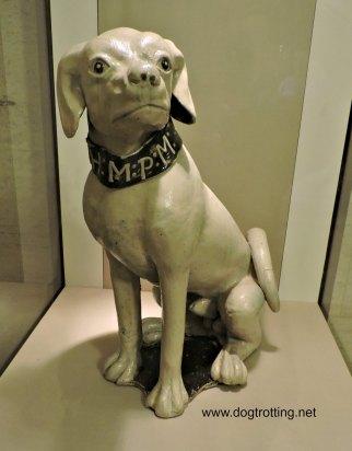 ceramic dog 1