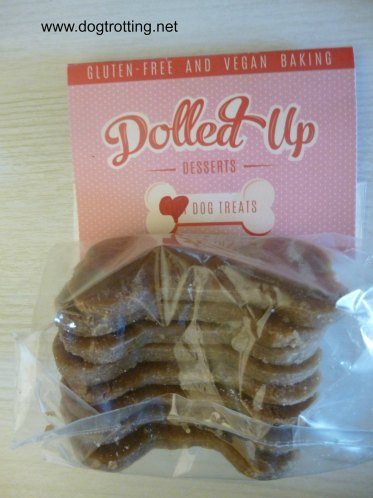 dolled up dog treats