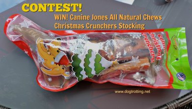 contest jones all natural chews