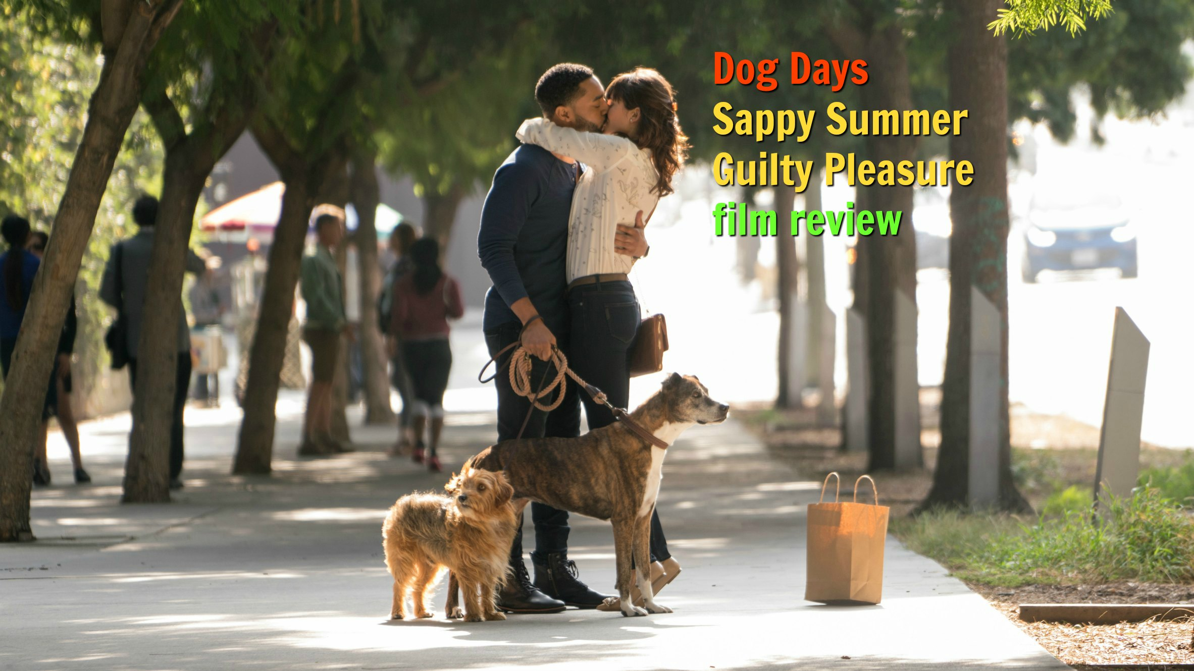 Film Review: Dog Days, a Sappy Summer Rom-Com for Dog Lovers