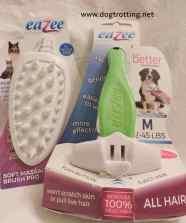 eazee grooming brush