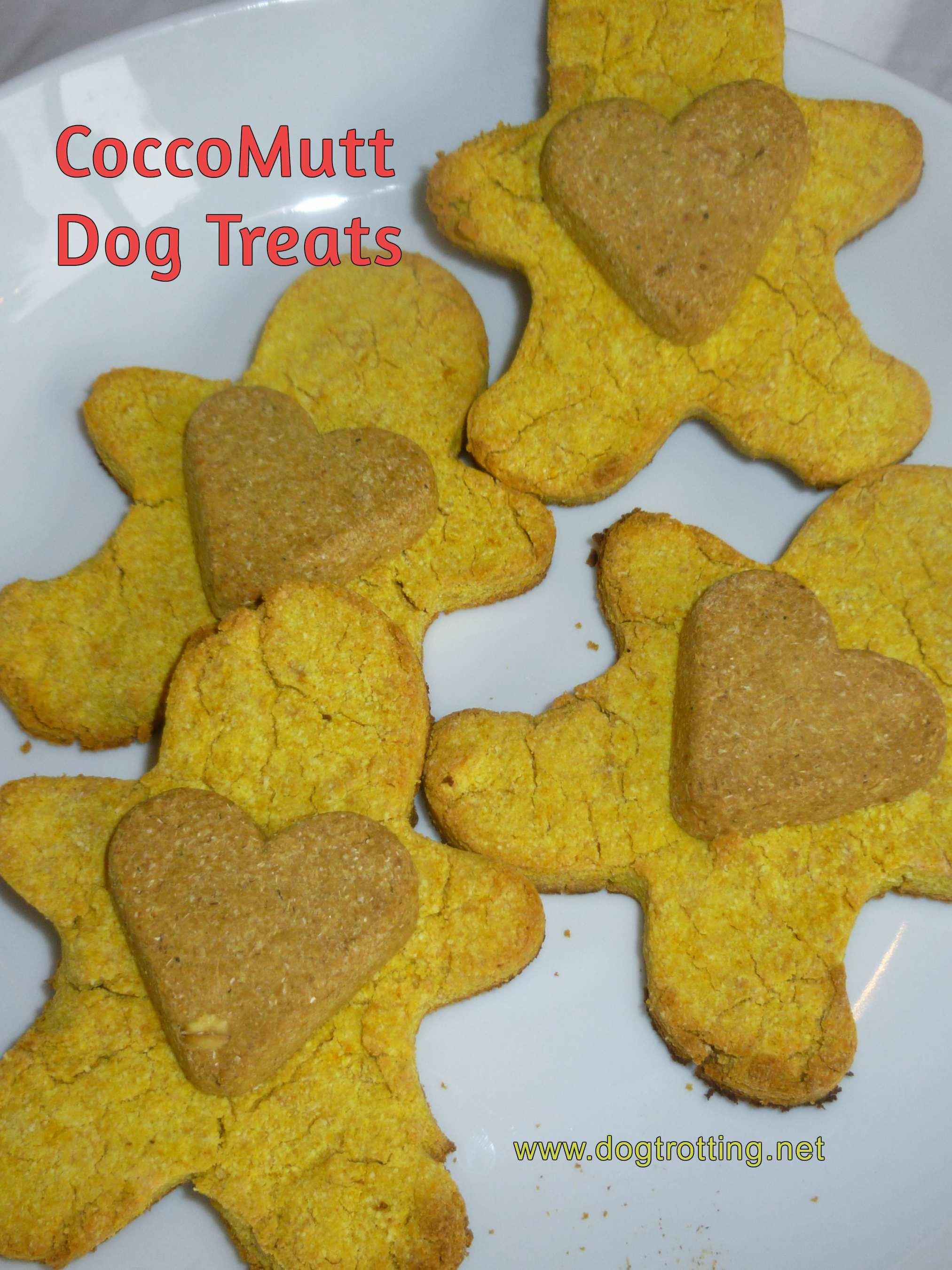 Recipe: CoccoMutt Dog Treats