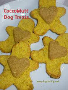 Recipe: CoccoMutt Dog Treats