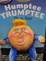 Dog toy 1 trump