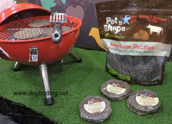 pet n shape pattie dog treats