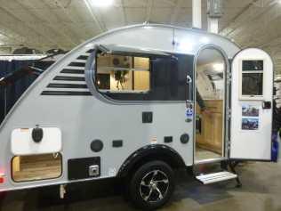 camping trailer mini